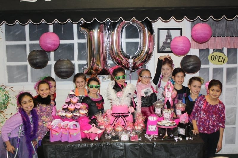birthday party pictures for girls 3 13 photo gallery